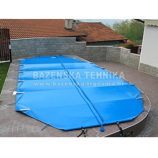 Zaštitno pokrivalo za bazen ROYALCOVER TOP  Web trgovina Bazenska tehnika